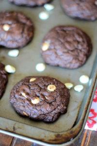 How to make white chocolate cookies