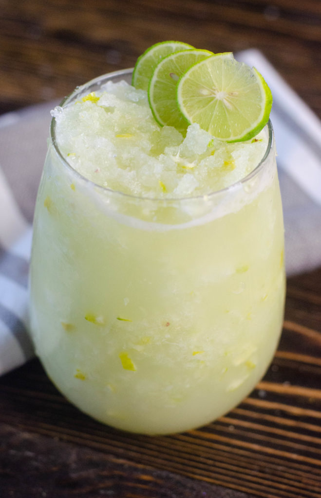 easy key lime slush