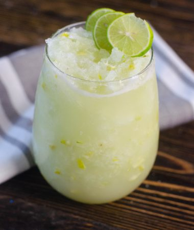 key lime slushie