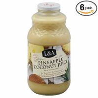 Coconut Pineapple Juice