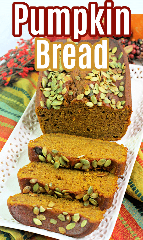Starbucks copycat pumpkin bread recipe