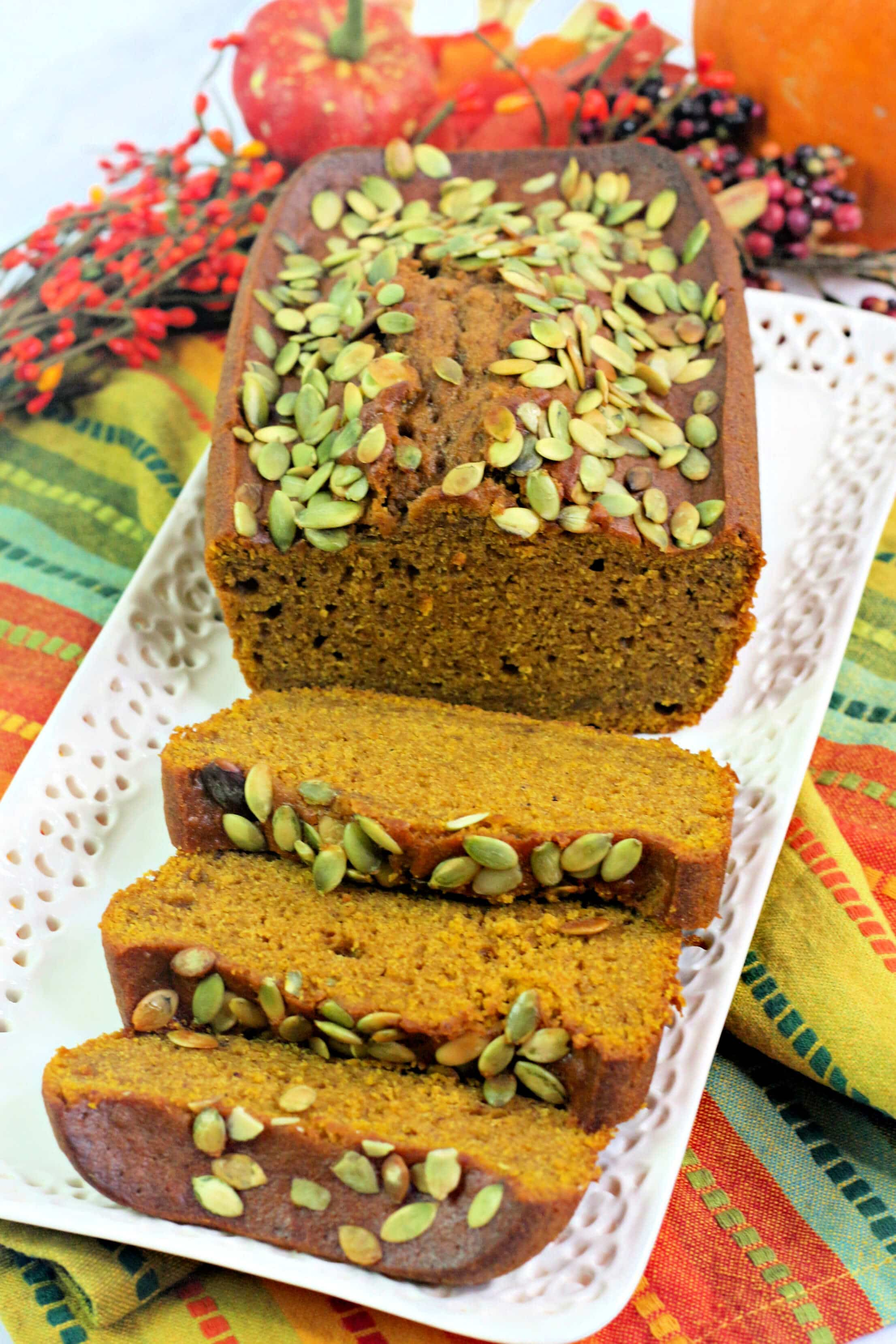 Starbucks pumpkin bread recipe