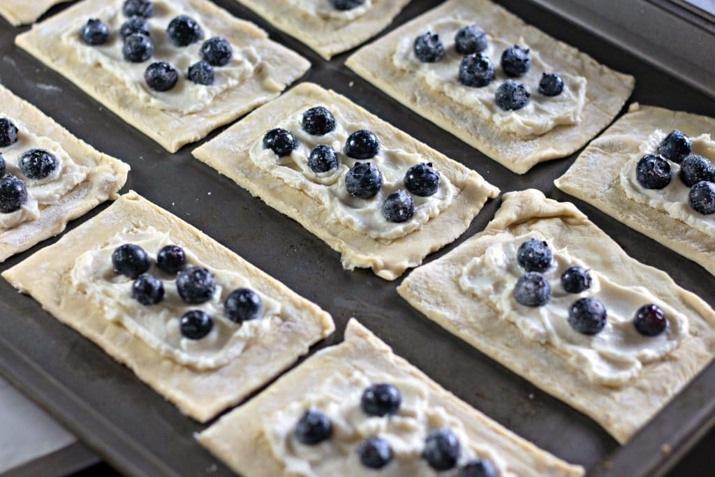easy fresh blueberry danish recipe
