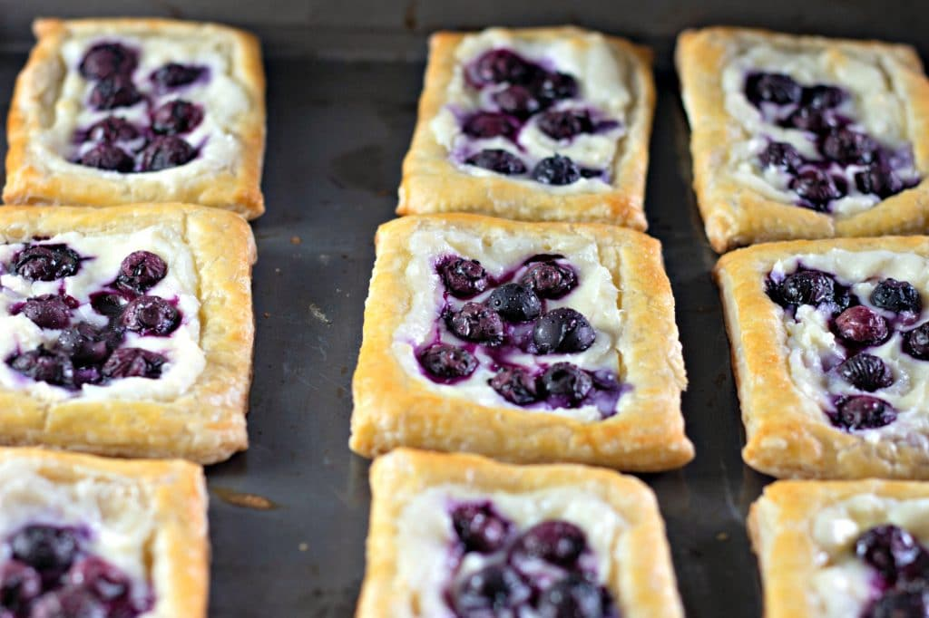 How to make the best blueberry danishes at home