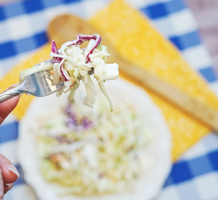 the best classic coleslaw