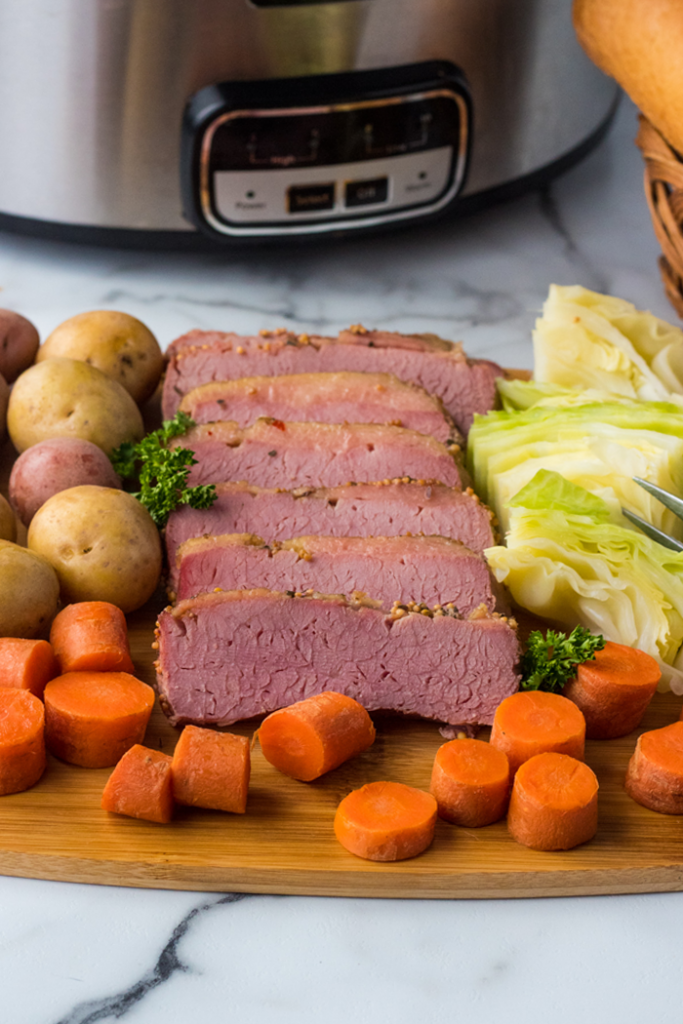 crock pot corned beef recipe
