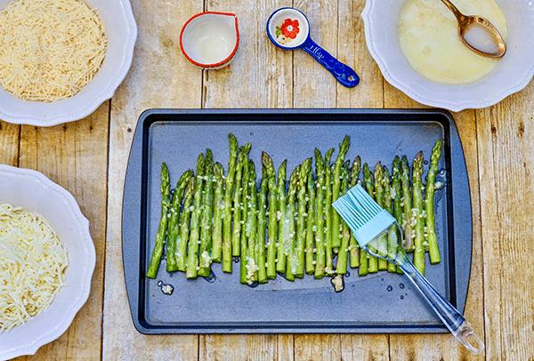 easy asaparagus side dish