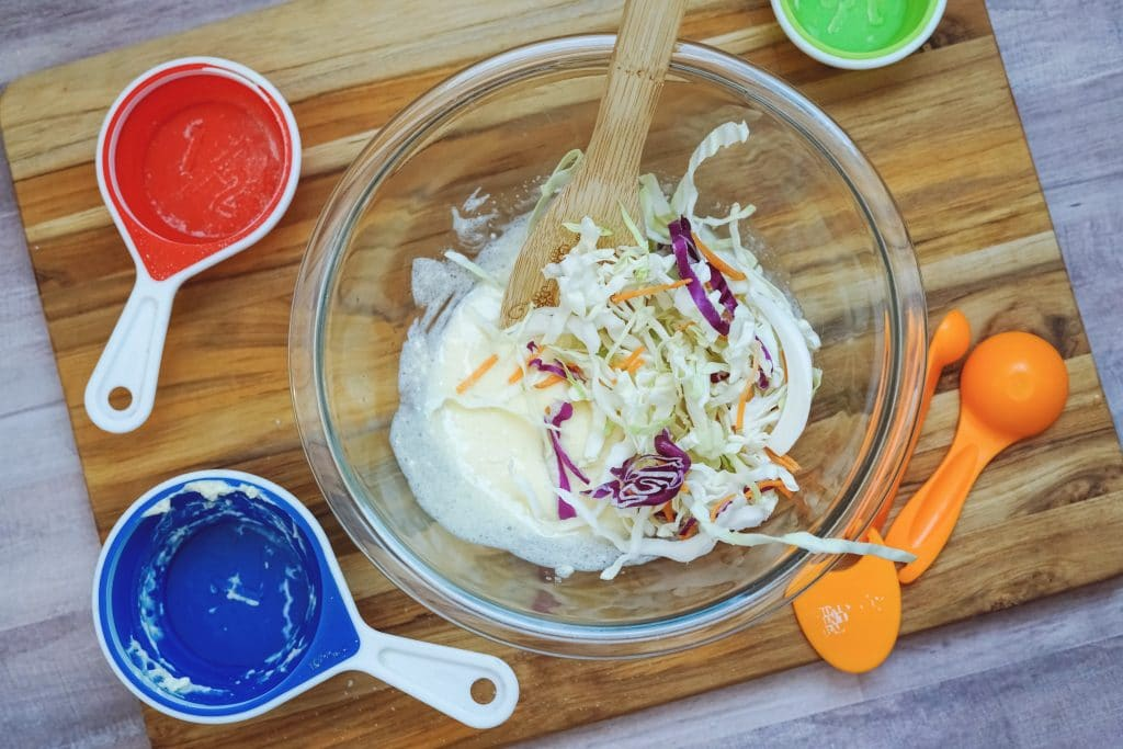 how to make classic coleslaw at home