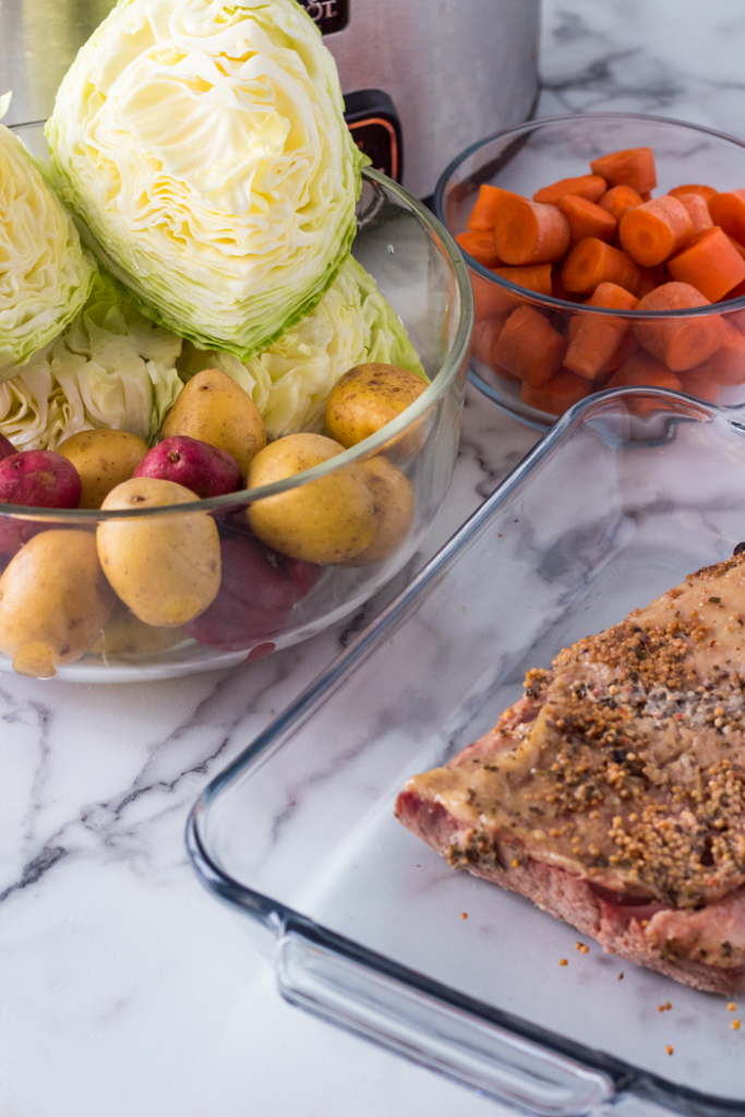slow cooker corned beef ingredients