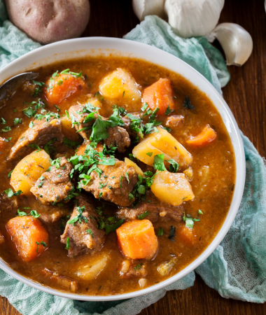 the best classic irish stew