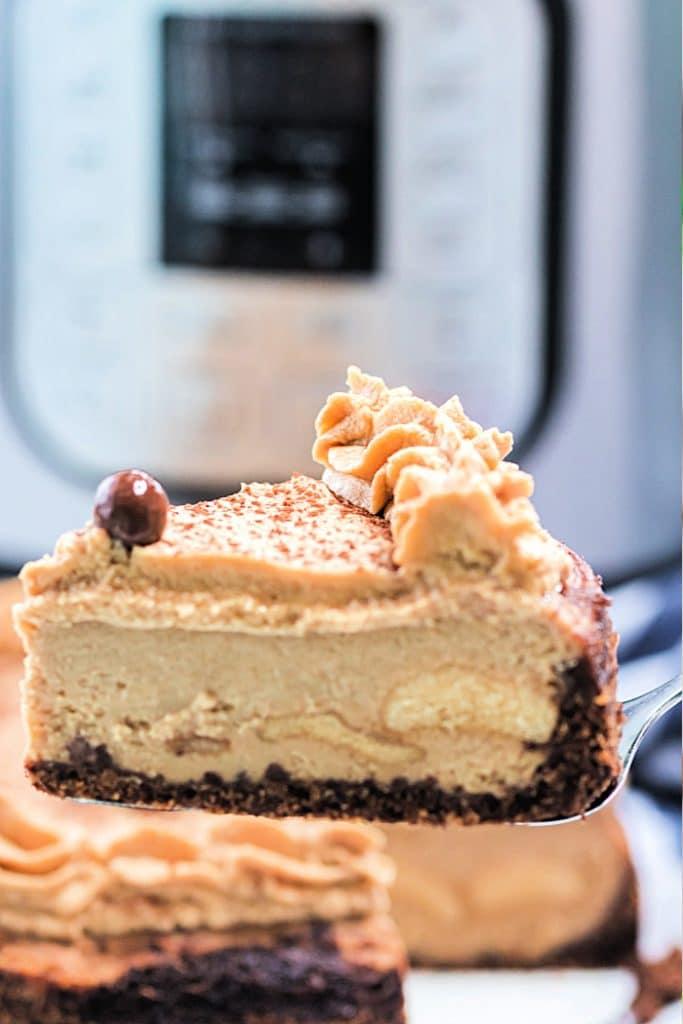 Instant pot tiramisu cheesecake recipe