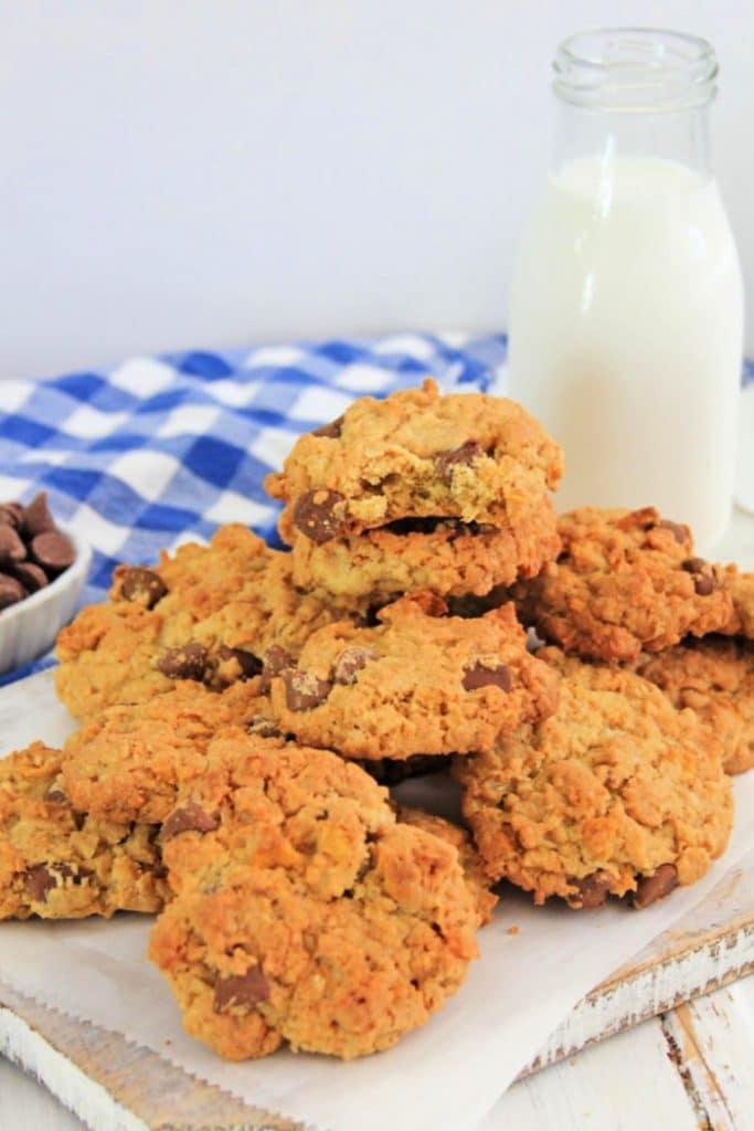 Ranger cookie recipes