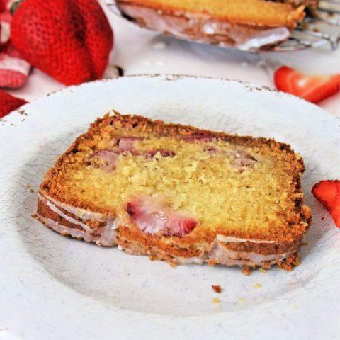 Strawberry quick bread recipe