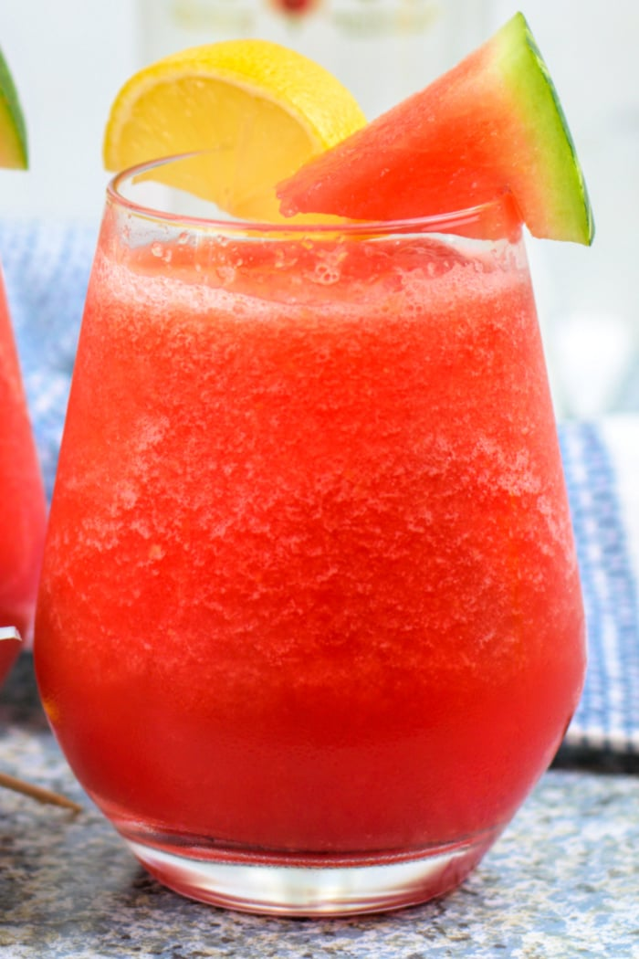 watermelon lemonade vodka slush how to make it recipe
