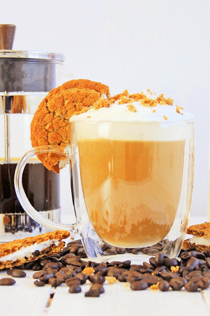 How to make an Oat milk latte