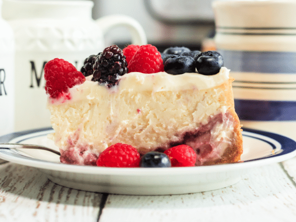 instapot cheesecake