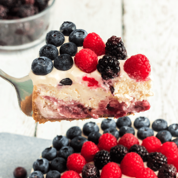How to make cheesecake in the instant pot