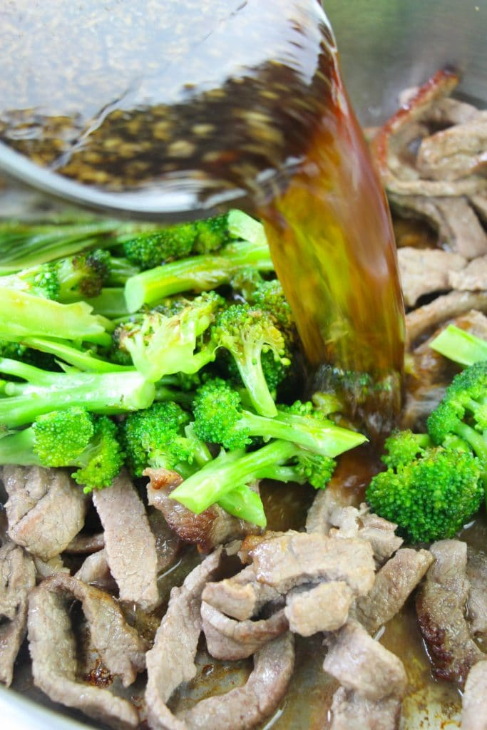 easy beef broccoli recipe