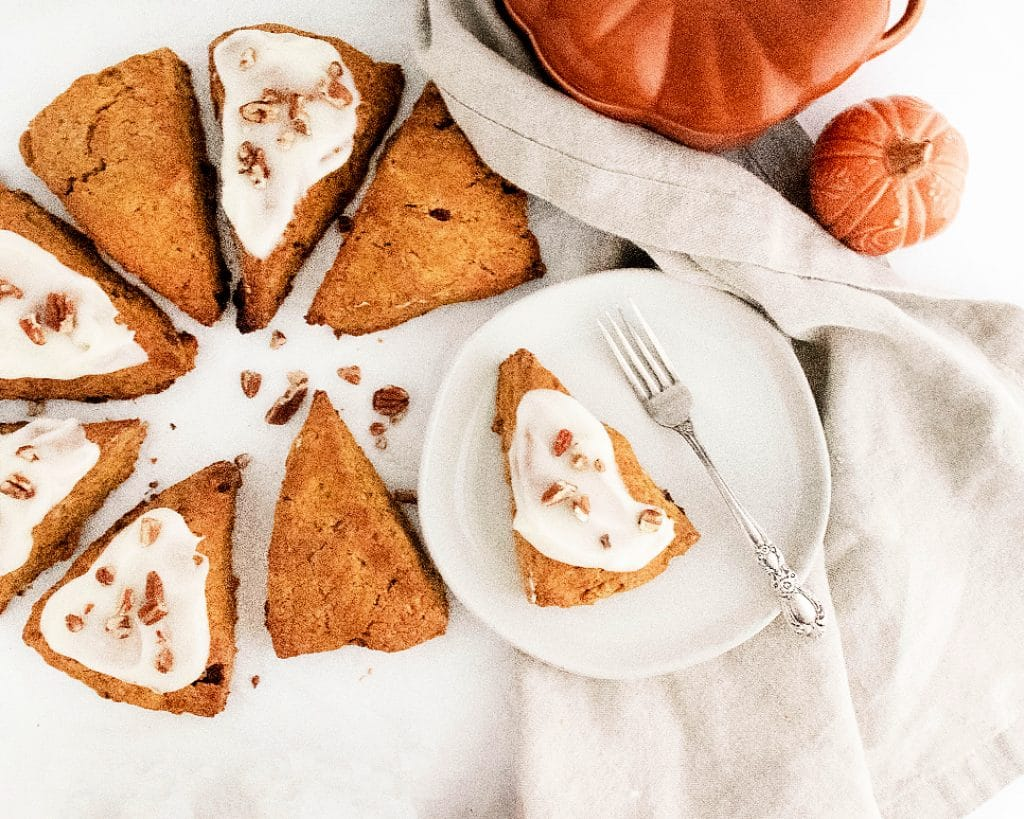 Copycat starbucks pumpkin scones ingredients