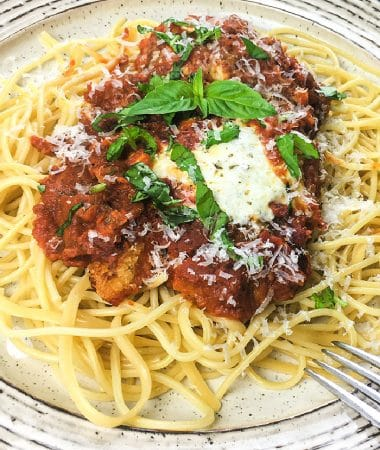 how to make chicken parmesan in the oven