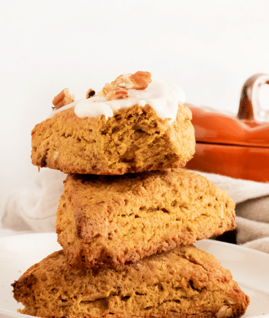 Starbucks pumpkin scone recipe
