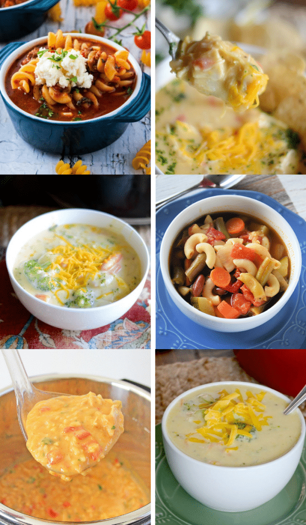 quick and easy soup recipes to try