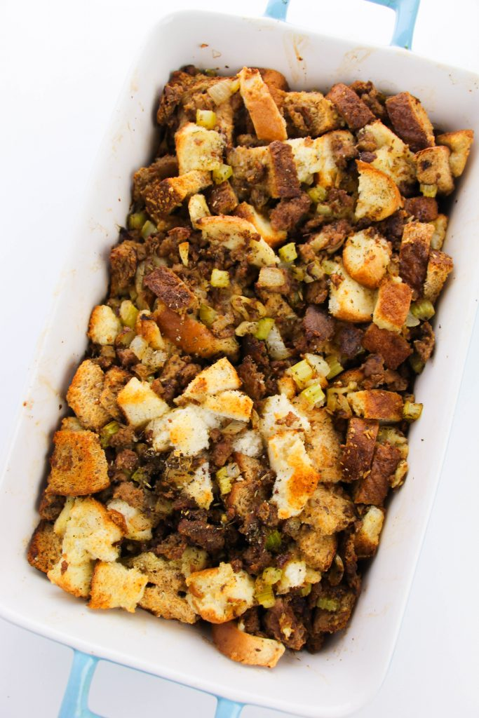 the best classic sausage stuffing recipe