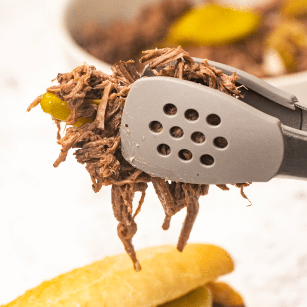 How to make the best Italian beef in the crock pot