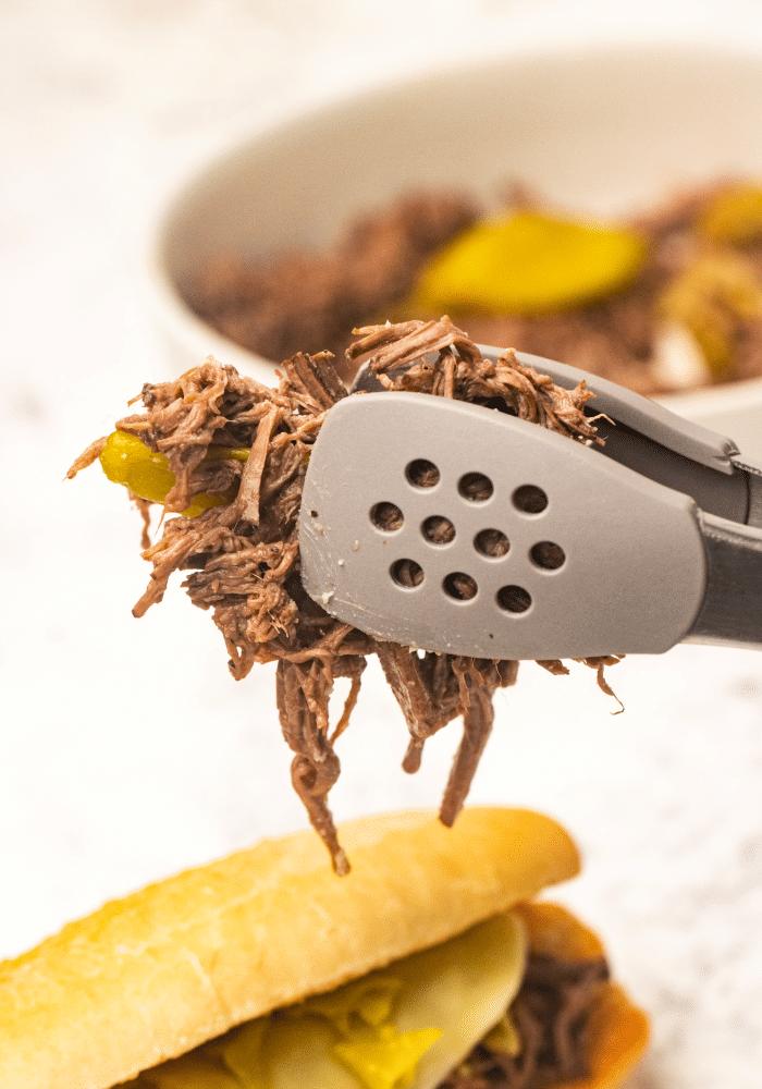 The best Italian beef recipe