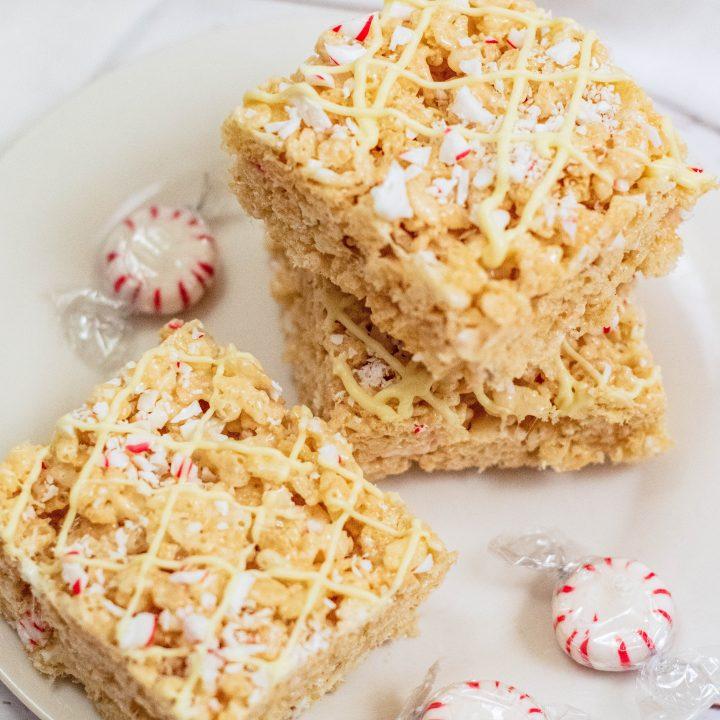White chocolate rice krispie treats (11 of 14)