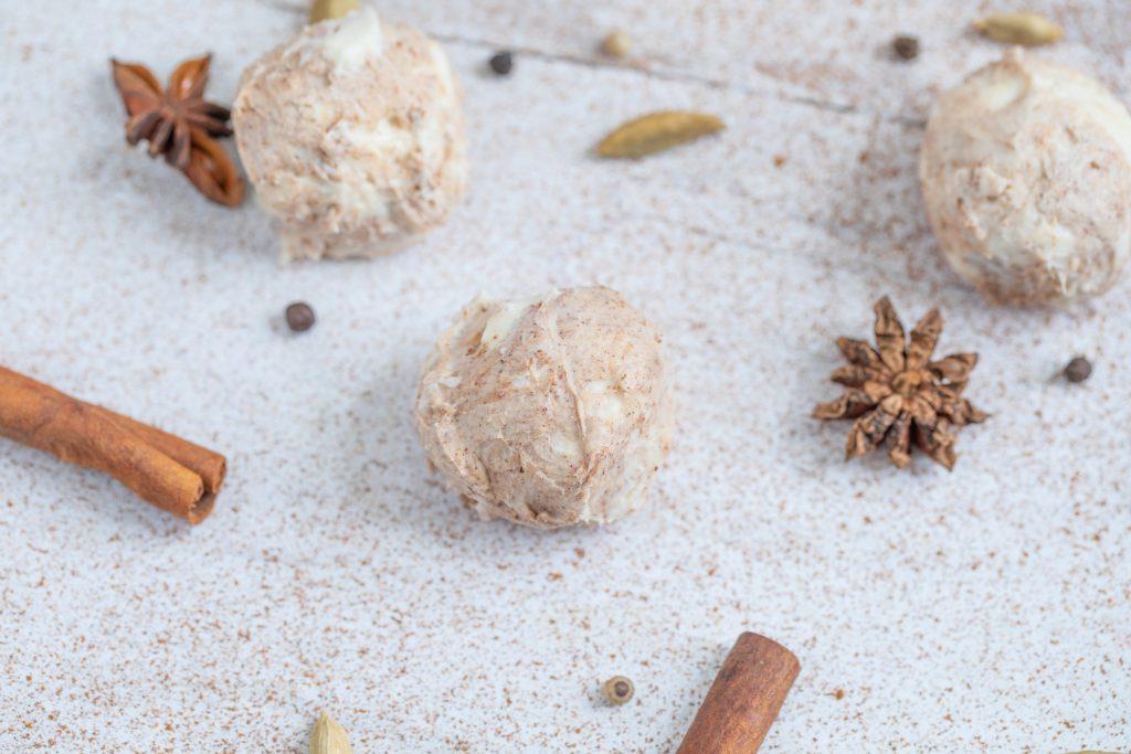 Chai latte truffles (11)