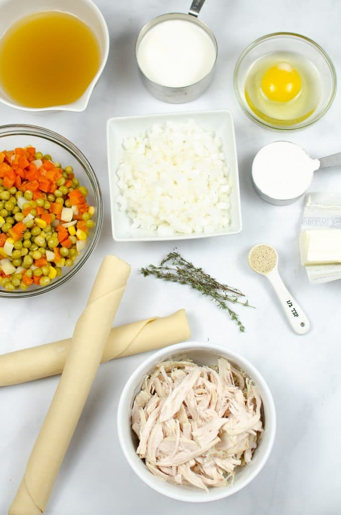 How to make turkey pot pie from scratch (2)