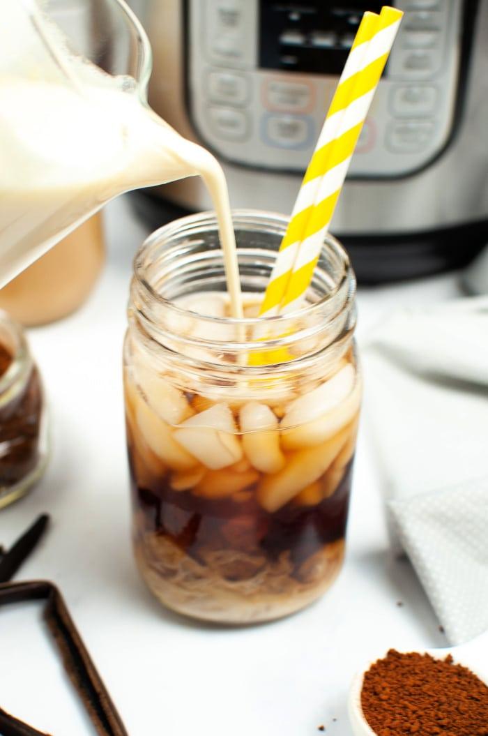 Instant Pot vanilla coffee creamer recipe(2)
