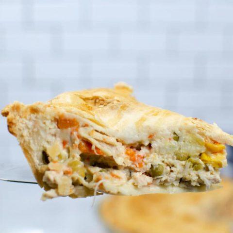 Turkey pot pie recipe