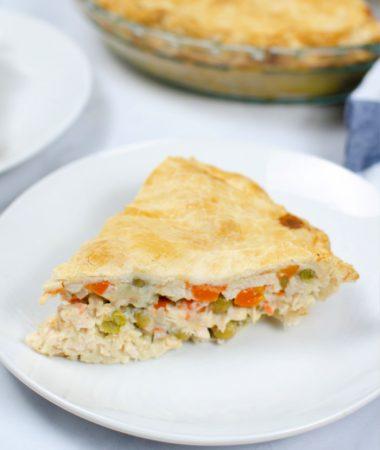 Turkey pot pie recipe (1)