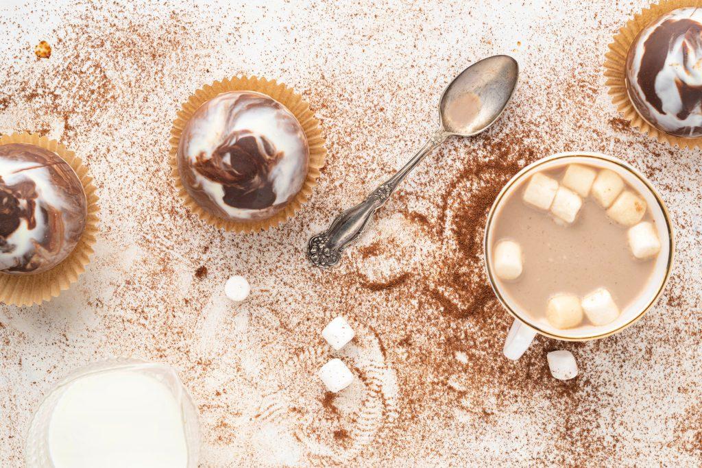 Hot coffee bomb recipe