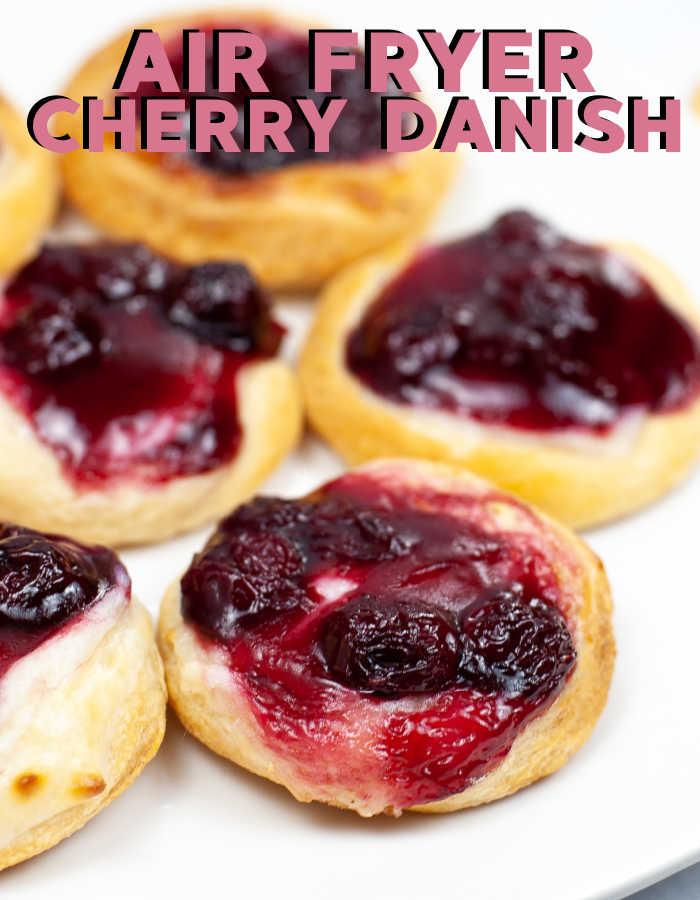Cherry Danishes