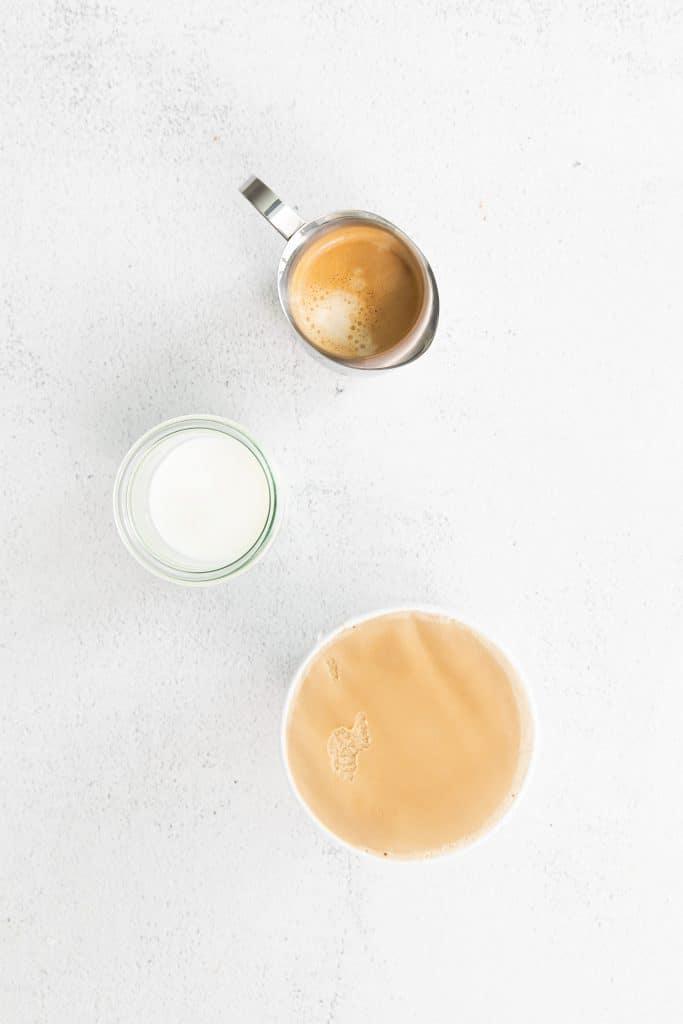 Starbucks Frappuccino Ingredients