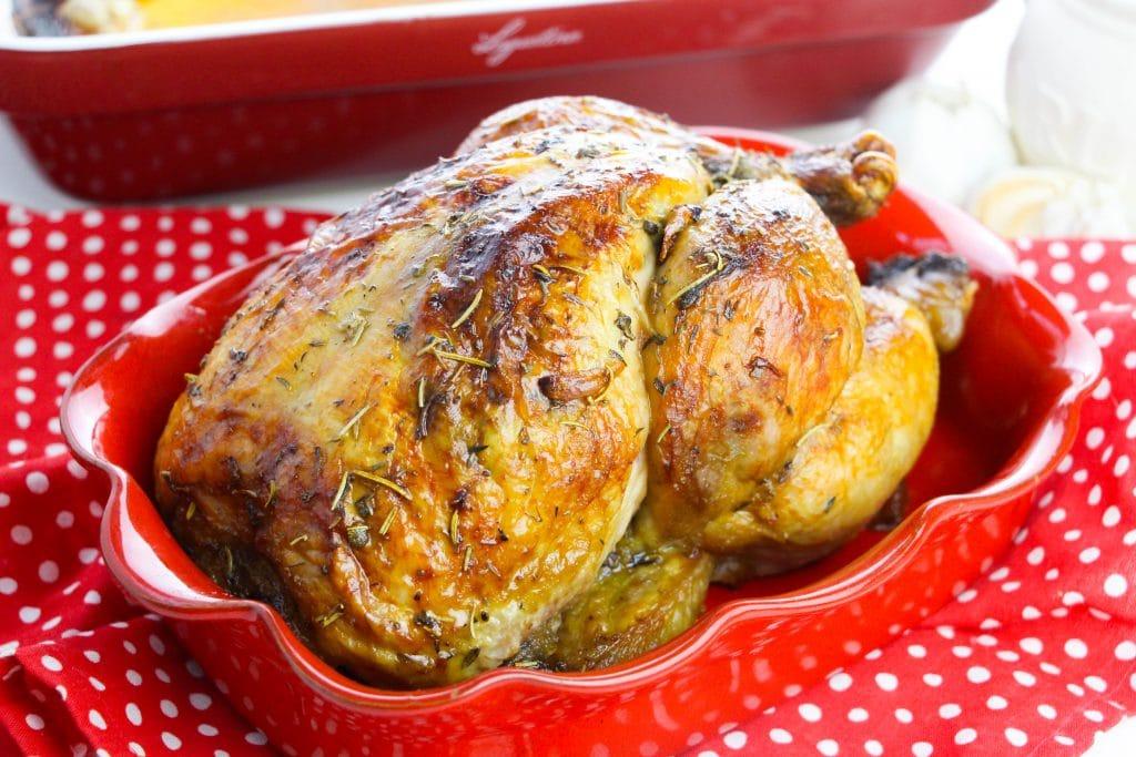 Delicious garlic butter chicken (1)