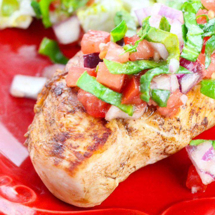 Easy bruschetta chicken recipe (3)