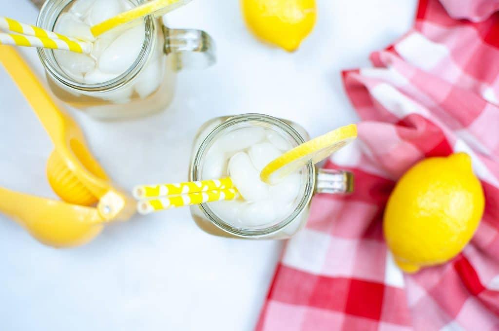 Homemade lemonade recipe (2)