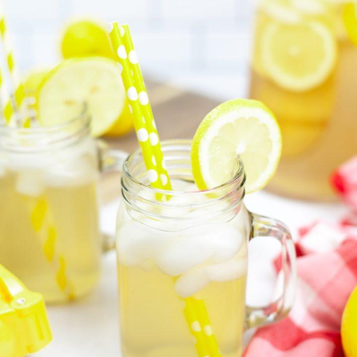 Homemade Instant Pot Lemonade