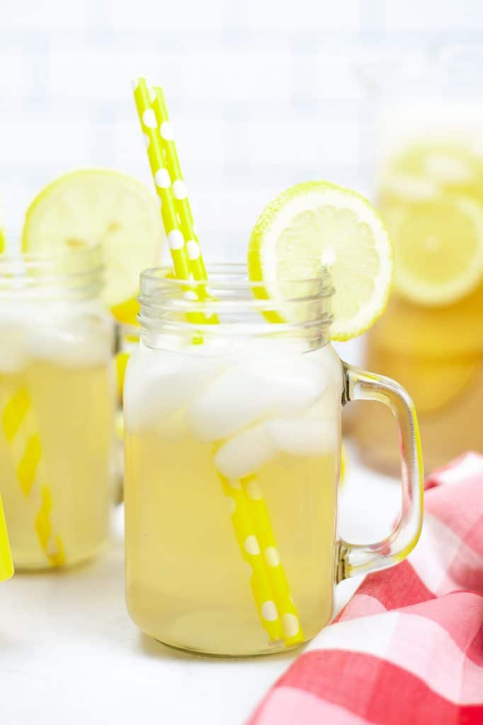 Homemade lemonade in the Instant Pot (4)