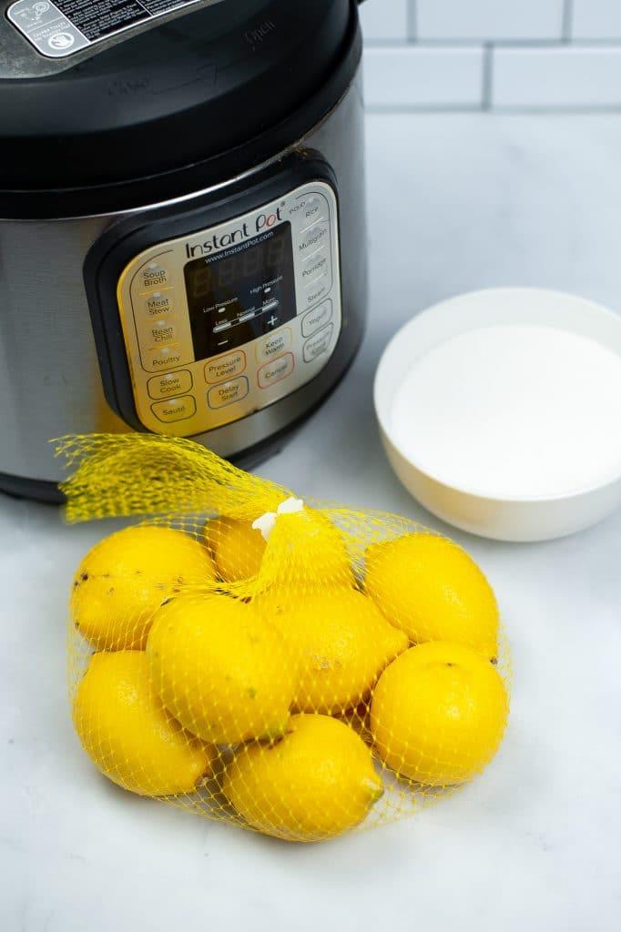 Homemade lemonade in the Instant Pot (5)