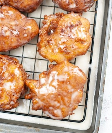 Glaze the Fritters