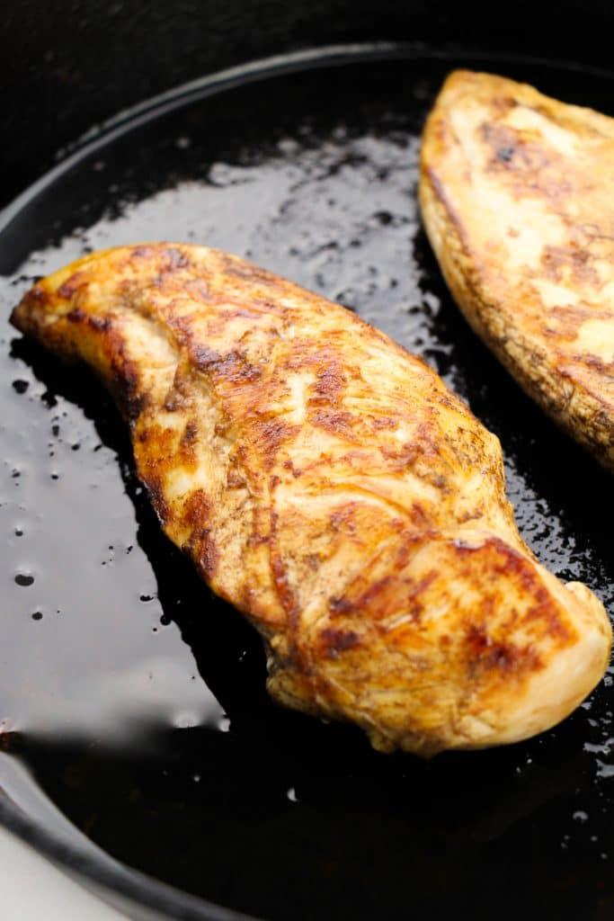 How to make bruschetta chicken (2)