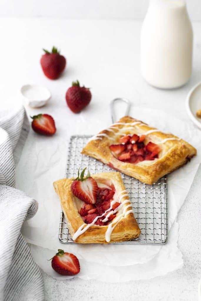 Stawberry  danish recipe (3)