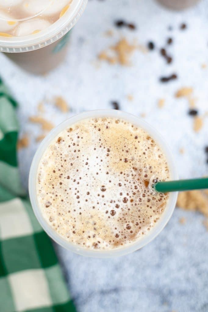 brown sugar oat milk shaken espresso recipe