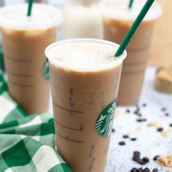 Starbucks Shaken Espresso