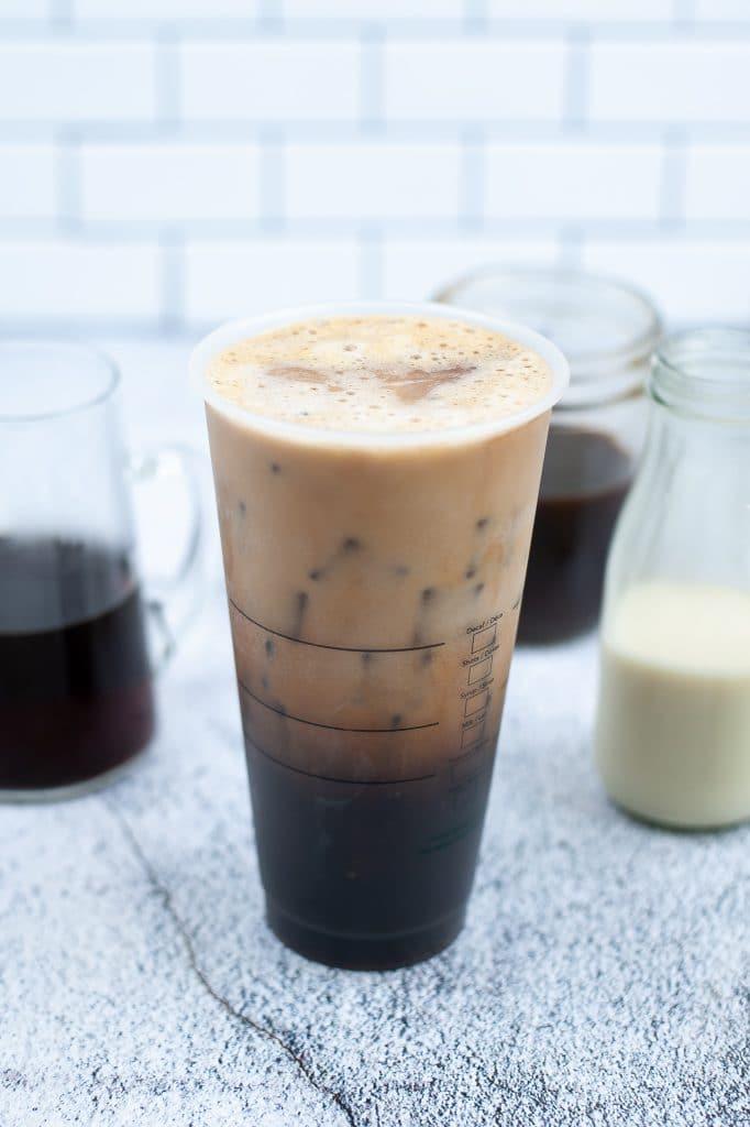 starbucks shaken espresso recipe